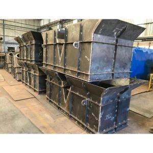 Caldeiraria e estruturas metálicas